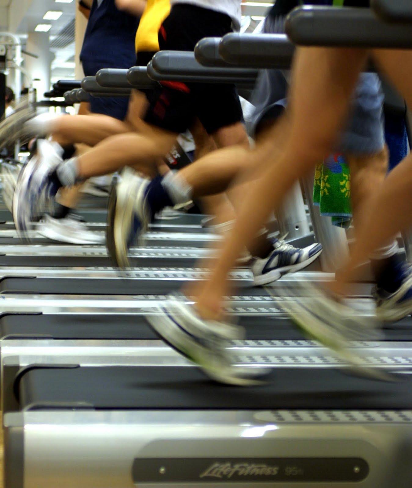correr en cinta. Fuente: http://www.entrenalisto.com/