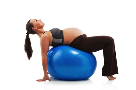 Fortalecer el suelo pélvico para preparar el parto